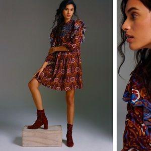 Anthropologie NWT Tavi Tunic Dress Size 10P